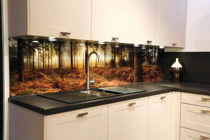 Какое стекло лучше на кухне