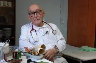 Сунтаардар эмчит Григорий Поповка доруобуйаларын туругун бөҕөргөтүнэллэр